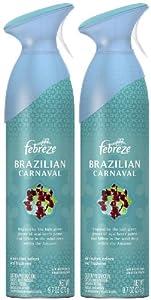 Febreze Air Effects-Brazilian Carnaval-9.7 oz.