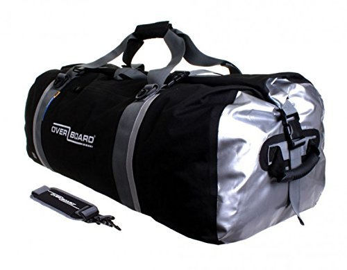 OverBoard Watertight Duffle Bag 130 Litres / Black by Overboard