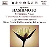 Symphony No.2 Three \'wasan\' Scherzo Con Sentimento
