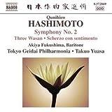 Symphony No.2 Three \'wasan\' Scherzo Con Sentimento