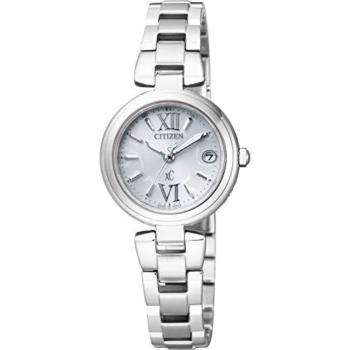 [シチズン]CITIZEN 腕時計 xC クロスシー  MINISOLシリーズ Eco-Drive電波 エコ・ドライブ電波 【シンプルアジャスト対応】 ES8130-61A レディース