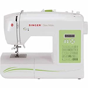 Singer 5400 Sew Mate 60-stitch Sewing Machine, 5400