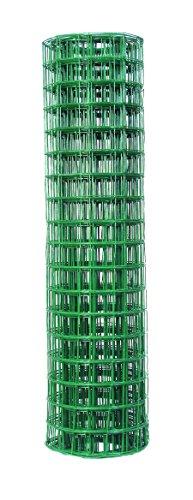 Garden Zone 36x50 Green Vinyl 3x2 16-Gauge Garden Fence (Chicken Wire Roll compare prices)