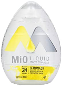 Mio Water Enhancer, Lemonade, 1.62-Ounce (4-pack)