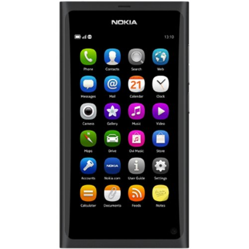 Link to Nokia N9 16 GB Unlocked GSM Phone with MeeGo OS, 8MP Camera, NFC, Wi-Fi and GPS – Black Promo Offer