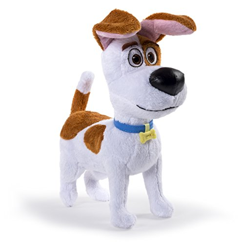The Secret Life of Pets Max The Dog Toy Gift Idea