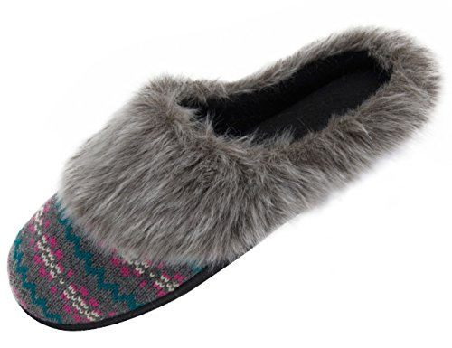 hometop-womens-faux-cashmere-knitted-faux-fur-lined-slip-on-memory-foam-clog-slippers-indoor-outdoor