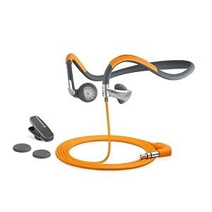 sennheiser pmx80 in ear sport series ii behind the head earphones discontinued by. Black Bedroom Furniture Sets. Home Design Ideas