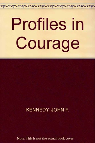 an analysis of john f kennedys profiles in courage 1961 president john f kennedy delivered the rice stadium kennedy shows the audience his knowledge and gives them analysis of president kennedys cuban an analysis.
