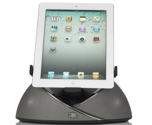 JBL On Beat Air Innovative Loud Speaker Dock for iPod, iPhone and iPad with AirPlay