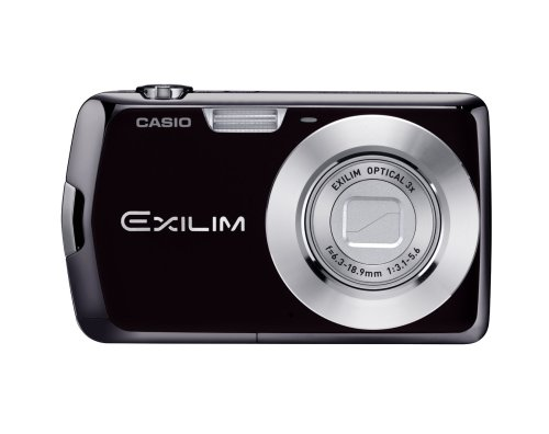 Casio EXILIM EX-S5 is one of the Best Pink Compact Point and Shoot Digital Cameras Overall Under $200