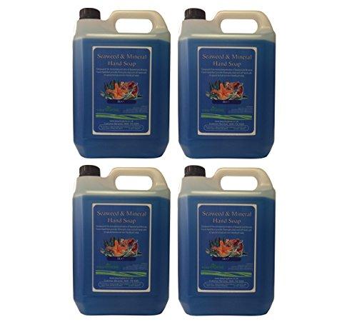 4-x-5-litres-of-seaweed-mineral-professional-liquid-hand-soap-5l
