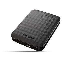 Maxtor M3 4TB USB 3.0 Slimline Portable Hard Drive - Black