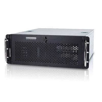 IN-WIN Power Supply 4U Rack mount Server Chassis