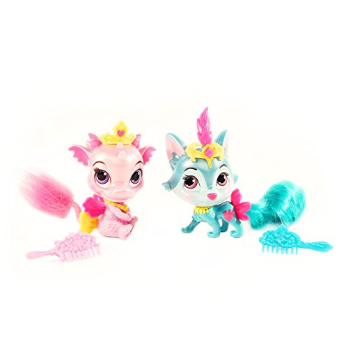 Disney Princess Whisker Haven Tales with The Palace Pets Furry Tail Friends Ash & River Combo Pack