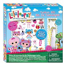 Lalaloopsy Tattoo Kit - 1