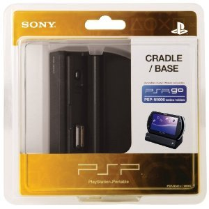 Sony Psp Go Base Cradle Battery Power Charger And Data Transfer For Psp-N1000 Series front-605931