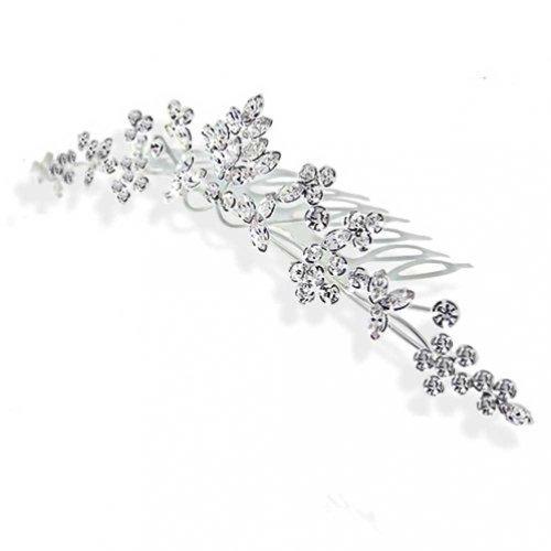 Bling-Jewelry-Peineta-Tiara-Princesa-Wildflower-con-Cristal-Boda-Novia