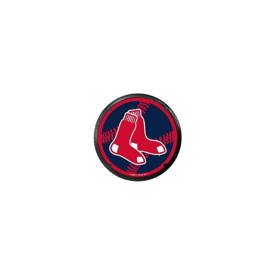 Boston Red Sox Car Coaster/air Freshener Major League Baseball Sport Bat Ball Team Fan Memorabilia Souvenir Base Sport  Sports Fan Baseball Equipment  Sports & Outdoors