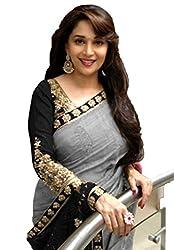 Hari Krishna sarees Madhuri Dixit Designer Saree/f145