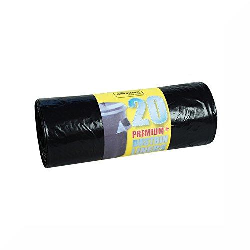 20sacs poubelles Kingfisher premium Heavy Duty 140L & cadeau gratuit