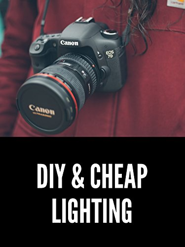 DIY Cheap and Easy Video Lighting
