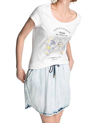 esprit Camiseta Manga Corta