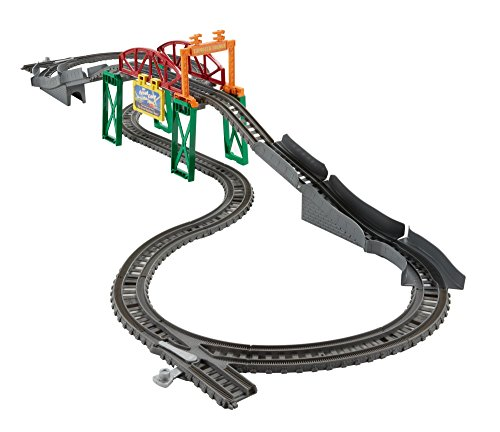 Fisher-Price Thomas the Train TrackMaster Over-Under Tidmouth Bridge