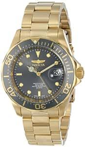 Invicta Men's 14976 Pro Diver Analog Display Japanese Quartz Gold Watch
