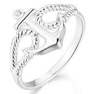 JBlue Jewelry Women's 925 Sterling Si…