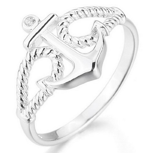 JBlue Jewelry Women's 925 Sterling Silver Ring