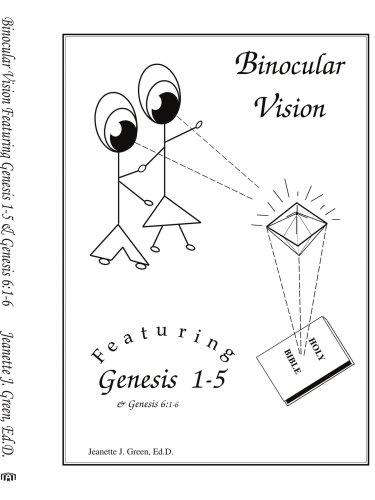 Binocular Vision: Featuring Genesis 1-5 & Genesis 6:1-6