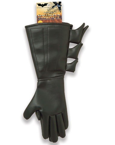 Rubies Costume Co Men's Batman Gauntlets