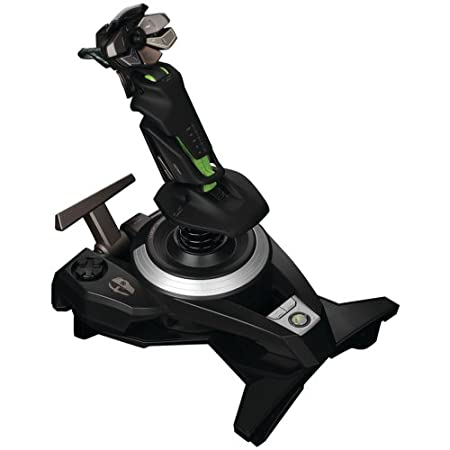 Xbox 360 - Cyborg F.L.Y. 9 Wireless Flight Stick