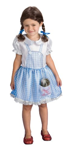 Wizard Of Oz Costume, Dorothy Costume