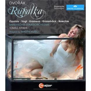 Rusalka - Dvořák - Blu Ray