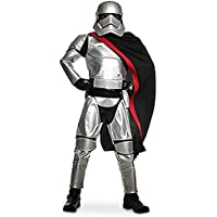 Disney Store Kids Star Wars The Force Awakens Captain Phasma Costume