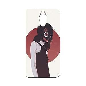 BLUEDIO Designer Printed Back case cover for Motorola Moto G2 (2nd Generation) - G0207