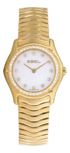 Ebel Women's 8256F24/9925 Classic Mother-Of-Pearl