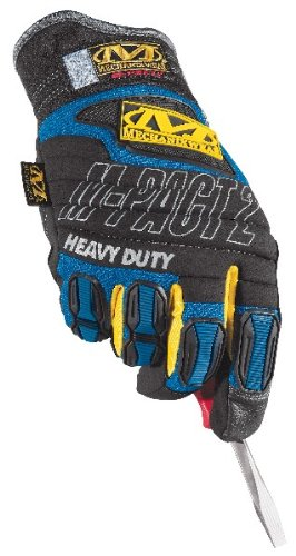 Mechanix Gants m-pact2 Blue-Large