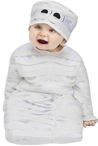 Unisex Baby Mummy Bunting Newborn (0-6 Mos) front-527288