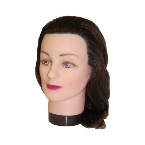 Hair Art Maria Mannequin Female Mannequin 18 100% Human