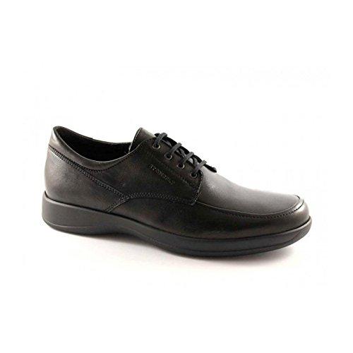 STONEFLY 104903 nero absolute comfort scarpe uomo pelle lacci