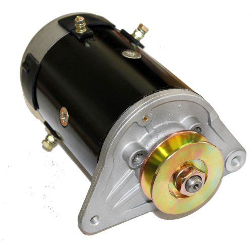 Caltric STARTER Generator Fits CLUB CAR GOLF CARTS DS SERIES 1996-06