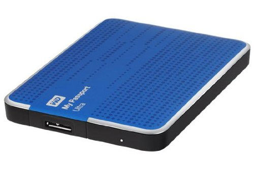 Buy For Rs 3898 and Save Rs 1601 On Western Digital My Passport Ultra 1TB Portable HDD