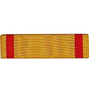 U.S. Navy & Marine Corps China Service Ribbon 1 3/8""