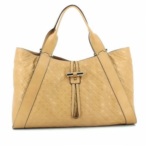 Gherardini - Borse Shopping - Beige