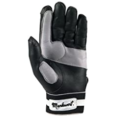 Buy Markwort Stash Youth Ladies Black Left Hand EPS Fielder?s Protective Glove by Markwort