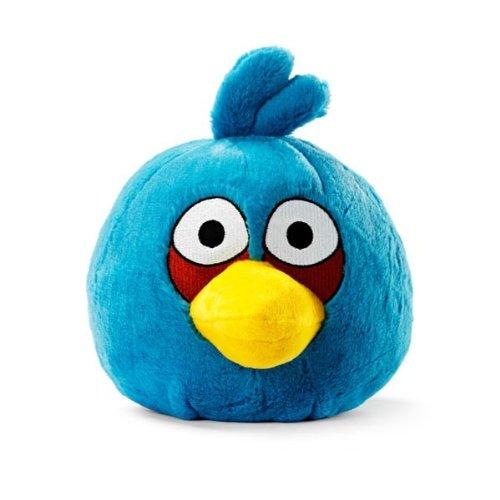 Angry Birds Plüschfigur 20 cm blau Plüsch Stofftier Beanie
