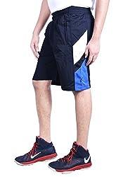 Repugn's Velouté z3 Sports Shorts (Navy, X-Large)